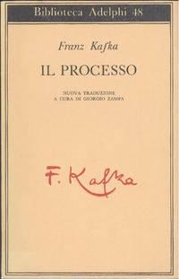 Il processo by  1924)  1883 - Kierling - 1973 - from Studio Bibliografico Marini and Biblio.com