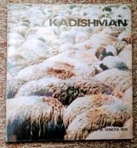 Menashe Kadishman,  Israel, Venice Biennale