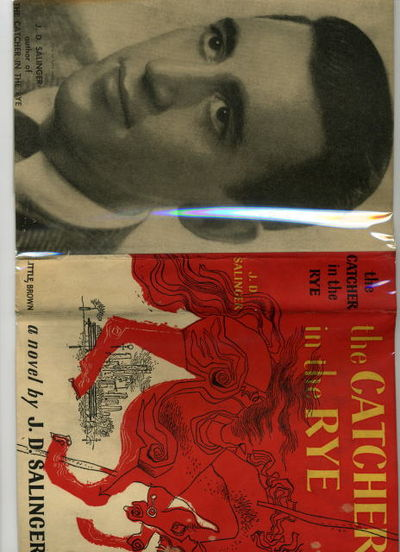 an analysis of jd salingers catcher in the rye The paperback of the the catcher in the rye by j d salinger at barnes & noble salinger followed catcher with nine stories, franny and zooey, and raise high the roof beam, carpenters and seymour: an introduction summary and analysis 25.