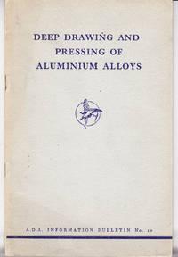 Deep Drawing and Pressing of Aluminium Alloys