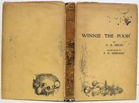 Winnie the Pooh by  A. A Milne - First Edition - 1926 - from Aquila Books (SKU: 128486)