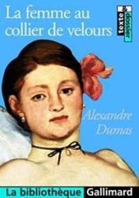 La Femme au collier de velours by Alexandre Dumas - 2000-09-07 - from Books Express (SKU: 2070414450)