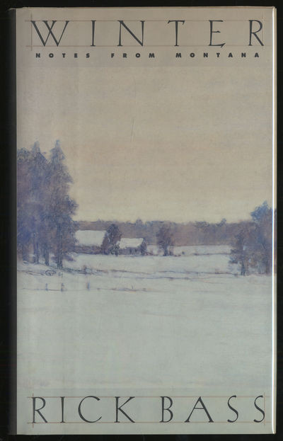 Boston: Houghton Mifflin, 1991. Hardcover. Very Good/Fine. First edition. Very good with some staini...