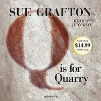 image of Q Is For Quarry (Kinsey Millhone)