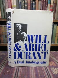 image of Will_Ariel Durant: A Dual Autobiography.  [SIGNED]
