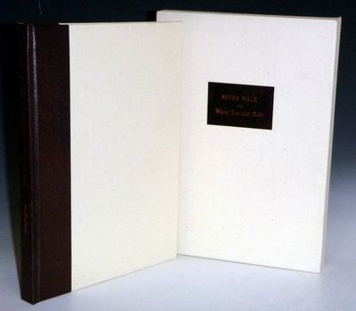 (Flagstaff, AZ., 1989): Northland Pubishing. First Edition. Small Quarto. From the library of Joe Be...