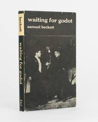 Waiting for Godot. A Tragicomedy in Two Acts by  Samuel BECKETT - Hardcover - 1956 - from Michael Treloar Antiquarian Booksellers (SKU: 18989)