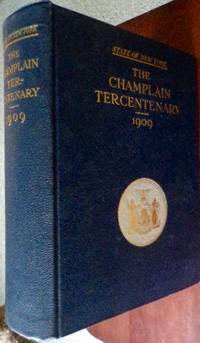 image of The Champlain Tercentenary: First Report of the New York Champlain Tercentenary Commission