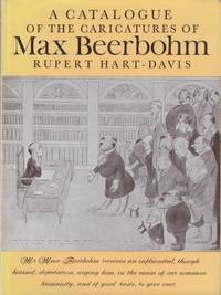 A catalogue of the caricatures of Max Beerbohm