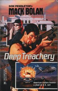 Deep Treachery (SuperBolan Ser., No. 81)