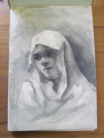Manuscript Artist Sketchbook