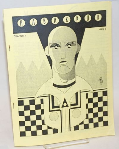 Oakland: Bill Donaho, 1994. 68p., stapled fanzine, illus., some rust to staples, else very good. A l...