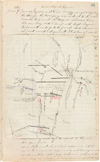 [MANUSCRIPT MEMOIR OF THE EXPERIENCES OF GERMAN IMMIGRANT ALBERT WALTHER IN MID-TO- LATE 19th-CENTURY AMERICA, INCLUDING HIS JOURNEY TO NEW ORLEANS, HIS LIFE IN ST. LOUIS AND PENNSYLVANIA, A LENGTHY ACCOUNT OF HIS SERVICE WITH THE 84th INFANTRY REGIMENT OF THE PENNSYLVANIA VOLUNTEERS DURING THE CIVIL WAR, AND HIS CAPTURE BY THE REBELS, WITH MANUSCRIPT MAPS OF THE BATTLE OF KERNSTOWN, THE BATTLE OF PORT REPUBLIC, AND PART OF THE INTERIOR OF LIBBY PRISON]