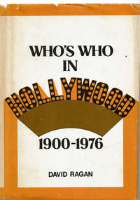 image of WHO'S WHO IN HOLLYWOOD 1900-1976.