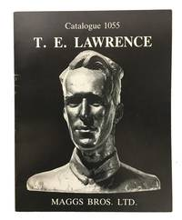 Catalogue 1055. T. E. Lawrence