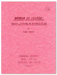 Woman as Leader: Double Jeopardy on Account of Sex