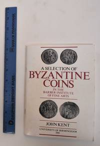 image of A Selection Of Byzantine Coins In The Barber Institute Of Fine Arts