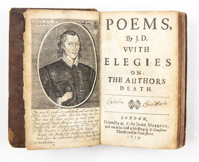 Poems, by J.D. VVith elegies on the...