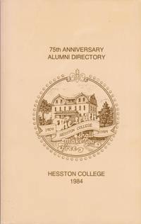 75th Anniversary Alumni Directory, Hesston College, 1984
