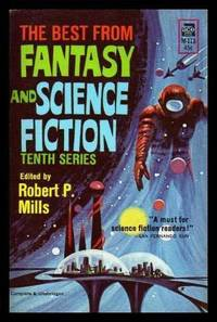 image of THE BEST FROM FANTASY AND SCIENCE FICTION - Tenth Series
