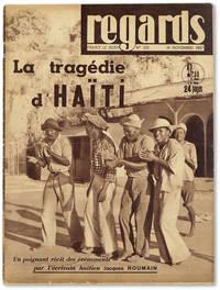 La tragédie Haïtienne [in] Regards no. 201 (18 Novembre 1937)