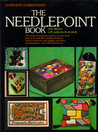 image of NEEDLEPOINT BOOK, The