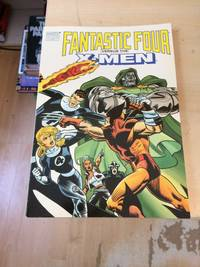 image of Fantastic Four versus the X-Men