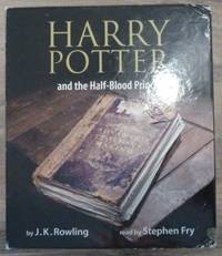 image of Harry Potter and the Half-Blood Prince (Harry Potter 6): Adult audio cassette  (Audiobook)