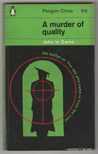 A MURDER OF QUALITY (Penguin C2271)
