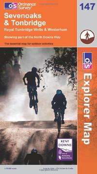 Sevenoaks and Tonbridge (Explorer Maps) (OS Explorer Map) by Ordnance Survey - Paperback - from World of Books Ltd and Biblio.com