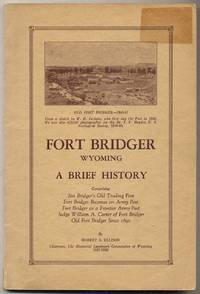 image of Fort Bridger, WYOMING: A BRIEF HISTORY