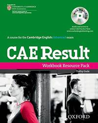 CAE Result Workbook No Key Pack (Cambridge Advanced English (Cae) Result)