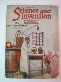 Science and Invention, Formerly Electrical Experimenter, Vol VIII, Whole No. 89, September 1920, No. 5