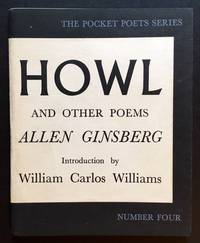Howl and Other Poems (SIGNED BY 5 OF THE BOOK'S PRINCIPAL FIGURES!!)