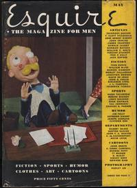 """""""Show Mr. and Mrs.-"""" in Esquire Magazine Vol. 1, No. 6,(May 1934)."""