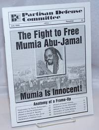 image of The Fight To Free Mumia Abu Jamal: Mumia is Innocent; Partisan Defense Committee Pamphlet, July 2006