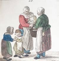 image of Zinspelende gedigtjes op de geestige printjes na de teekeningen van mejufvrouw Christina Chalon, berustende in de verzameling van den kunstbevorderenden heere H.A. Dibbets.
