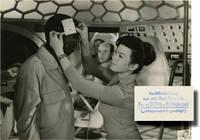 image of First Spaceship on Venus [Silent Star][Der Schweigende Stern] (Original photograph from the 1960 film)