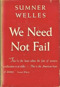 image of We Need Not Fail