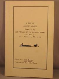 image of A Book of Dessert Recipes.