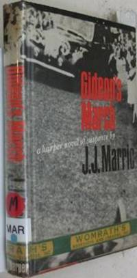 Gideon's March by  J. J Marric - Hardcover - 1962-01-01 - from Eco Sales and Biblio.com