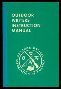 image of OUTDOOR WRITERS INSTRUCTION MANUAL