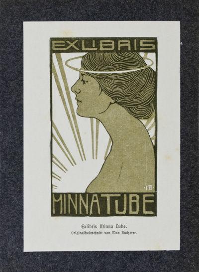 Paris: NP, 1909. Limited edition. Hardcover. g. 8vo. Unpaginated. Limited edition 1/500? Half vellum...