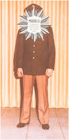View Image 2 of 5 for Models: A Collection of 132 German Police Uniforms and How They Should Be Worn Inventory #25288