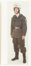 View Image 3 of 5 for Models: A Collection of 132 German Police Uniforms and How They Should Be Worn Inventory #25288