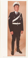 View Image 4 of 5 for Models: A Collection of 132 German Police Uniforms and How They Should Be Worn Inventory #25288