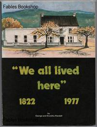 """WE ALL LIVED HERE""""."""