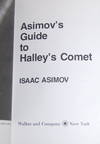 image of Asimovs Guide To Halleys Comet.