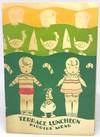 View Image 1 of 3 for  Terrace Luncheon Kiddies' Menu Souvenir Menu for Good Little Boys and Girls Inventory #2368