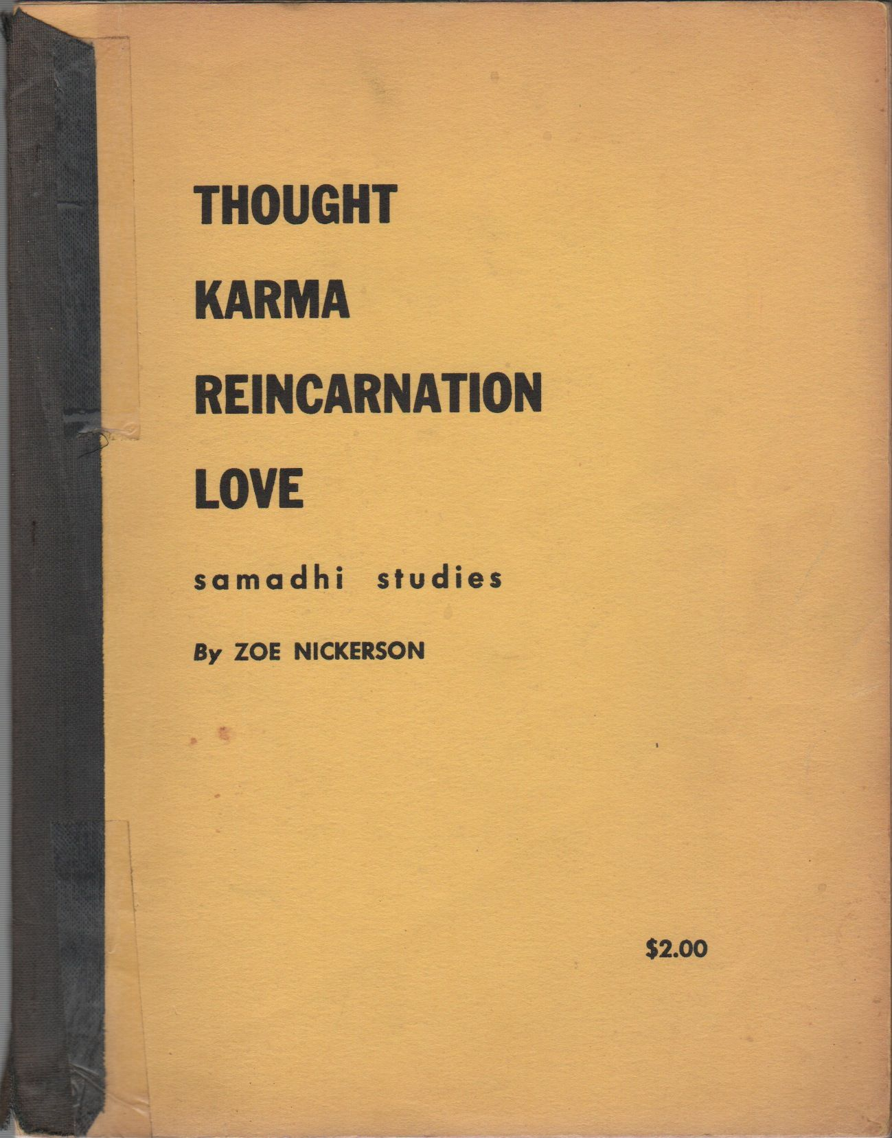 an introduction to the analysis of karma and reincarnation The belief in karma and rebirth, according to which actions performed in one  lifetime bear fruit in  in the light of this analysis, the buddha's recol- lection of  his.